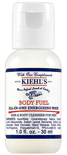 KiehI's Body Fuel All In One Energized Wash Travel Size