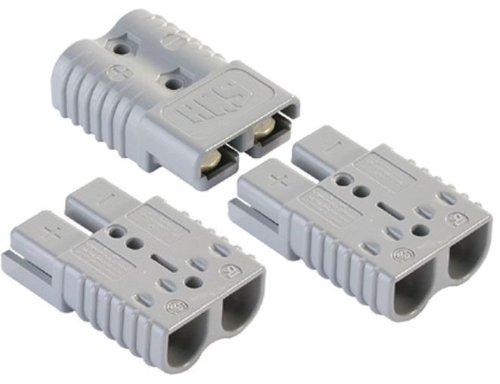 BILLET4X4 Winch Quick-Connect Plug (175 AMP) - Set of Three (4X4 Vehicles) by BILLET4X4
