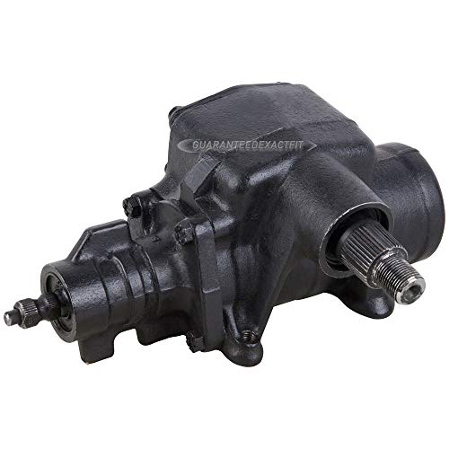 Remanufactured Power Steering Gearbox For Ford E-250 & E-350 1997-2004 - BuyAutoParts 82-00787R Remanufactured