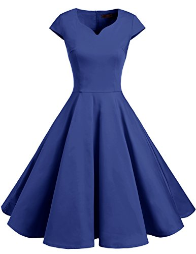 buy 50s cocktail dress - 1