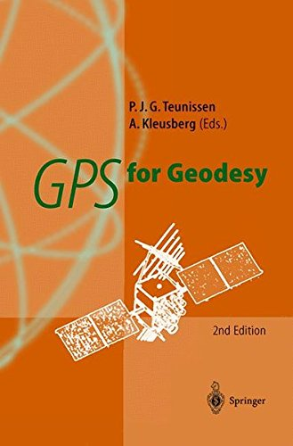 GPS for Geodesy