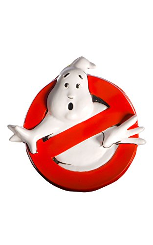 No Costumes Sign (Ghostbusters 15.5-Inch Wall Décor, No Ghosts)