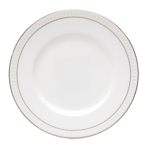 Nikko Lancet Pearl Bread & Butter Plates