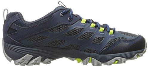 Merrell Moab Fst, Stivali da Escursionismo Uomo Blu (Navy)