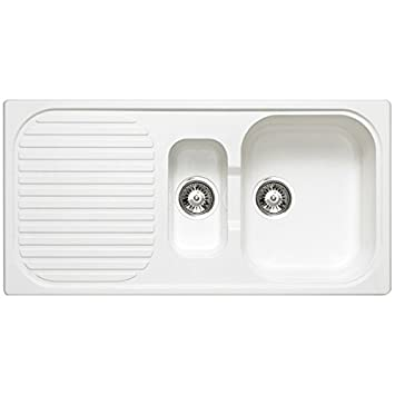 astracast msk 15 composite white kitchen sink - White Kitchen Sink