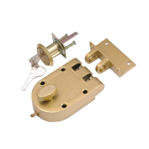 Belwith Products 1120 Single Cylinder Inter Deadbolt from BELWITH PRODUCTS LLC