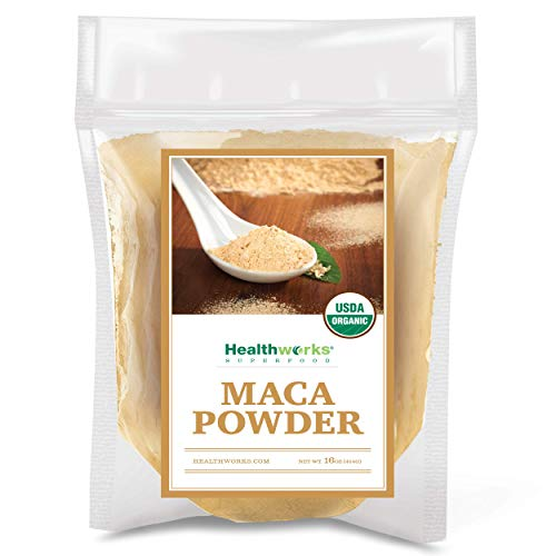 Healthworks Maca Powder Raw