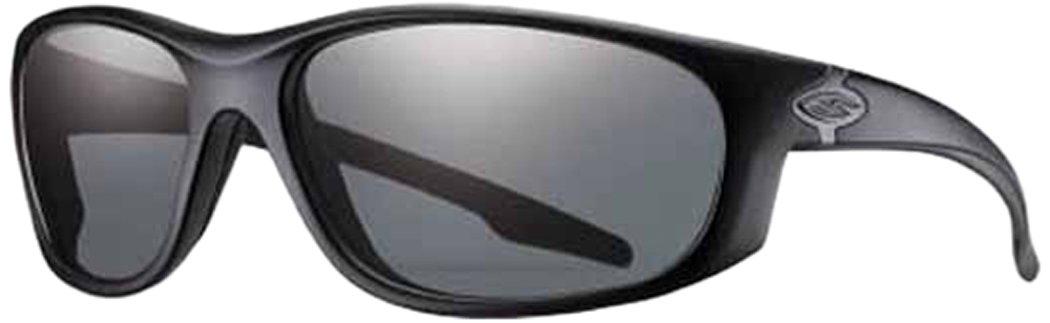 Smith Optics Elite(スミスオプティクスエリート) チャンバータクティカル グレー偏光レンズ CRTPCGY22BK レンズ:グレー レンズ:グレー B003AB1JOW