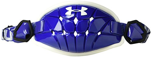 (Under Armour Men's Gameday Armour Chin Strap, Royal (400)/White, One Size)