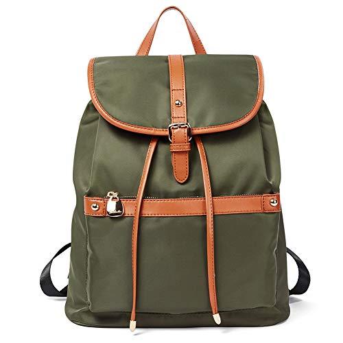 BOSTANTEN Backpack Purse Fashion Nylon Backpacks Travel Water Resistant Lightweight School Bag for Women