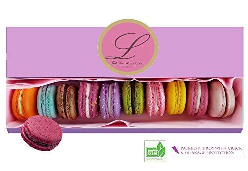 LeilaLove Macarons - Paris memories with 9 flavors