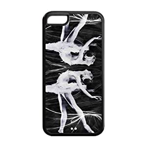 diy zhengTPU Case Cover for iPhone 6 Plus Case 5.5 Inch Strong Protect Case Cute Ballerina Ballet Dancer Case Perfect as Christmas gift(1)
