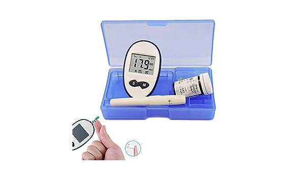 LXLQQ AutomáTico Prueba De Diabetes, Gatos Glucometro Veterinari,Monitor De AzúCar para Mascotas Producto: Amazon.es: Hogar