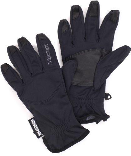 Marmot Women's Evolution Glove, Black, Small