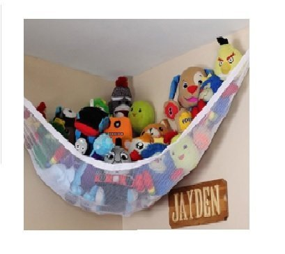 Baby Toy Hammock To Organize Nursery Big Large Jumbo Size