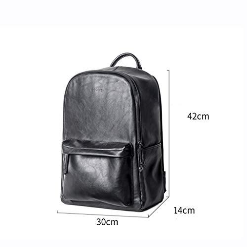 Moda Estudiante tamaño Al Libre Bolsa 42cm Hombres Aire Viaje Ordenador De Ocio 30 Mochila Simple 14 Los Huimin wOx6RSqPnX