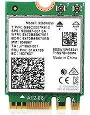 Laptop Upgrade Wireless-AC 9260 802.11ac Bluetooth 5.0 Support M.2 No vPro Adapter 9260NGW MU-MIMO