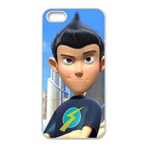 iPhone 4 4s Cell Phone Case White Disney Meet the Robinsons Character Wilbur Robinson 008 YE3451654