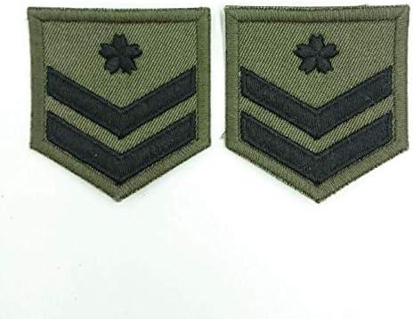 陸上 自衛隊 階級 章