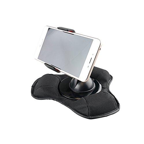 Auto-Armaturenbretthalterung f/ür Navigationsger/äte von Garmin TomTom Magellan und andere tragbare GPS-Navigationssysteme