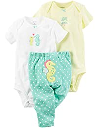 Baby Girls Take Me Away 3-Piece Little Character Set