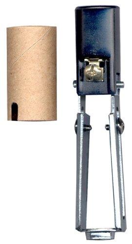 National Artcraft Candelabra Socket Has Adjustable Mounting Bracket (Lot 10)