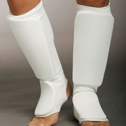 (Small) - Cloth Shin & Instep Guard B00EEE71U0