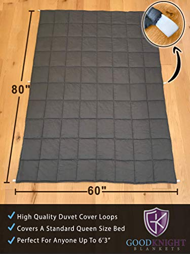 decent Knight Weighted Blankets For Throws