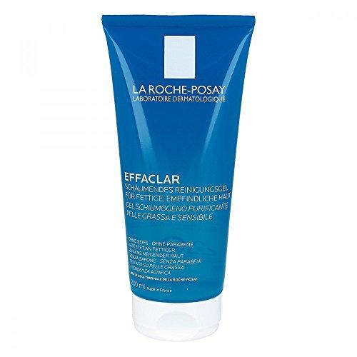 La Roche-Posay Effaclar Purifying Foaming Gel Cleanser for Oily Skin, 6.76 Fl. Oz.