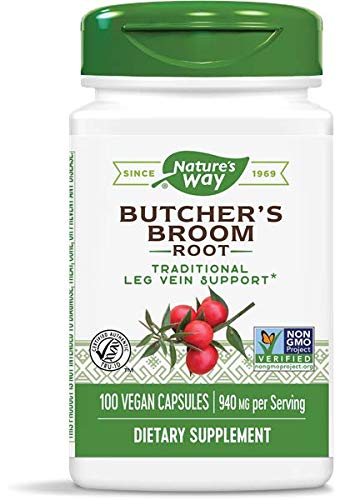 horse chestnut butchers broom - 9