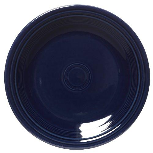 Gift Mark Rectangular Table - Fiesta 10-1/2-Inch Dinner Plate, Cobalt