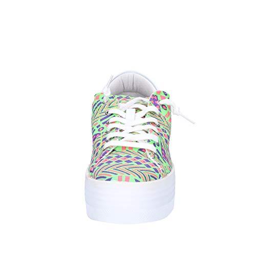 Star Multicolore Donna 2 Tessuto Sneaker UpXwawqY