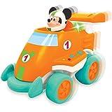 Kiddieland Toys Limited Mickey Mouse Light & Sound Racer, 5.75 x 7.25 x 4.5