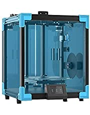 3D Printer Ender 6, Creality All Metal Industrial 3D Printers, Upgrades Stable Core X-Y Structure with Enclosure Faster Print Speed, Printing Size: 250 x 250 x 400mm