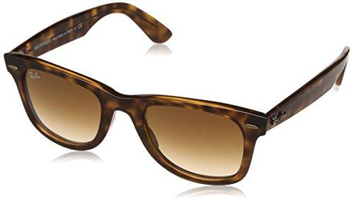 Ray-Ban Wayfarer Square Sunglasses, Havana, 50 - Ray Sunglasses Ban New Brand
