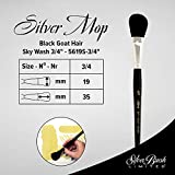 Silver Mop Multi Media Set Short 4 Pc
