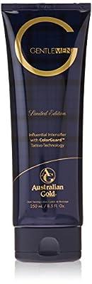 New Sunshine Australian Gold Limited Edition G Gentlemen Intensifier, 8.5 Ounce