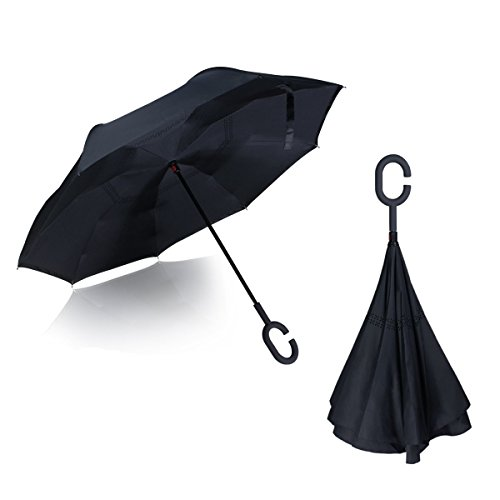hippih-inverted-umbrella-double-layer-windproof-protection-sunrain-folding-umbrellasblack-ys002