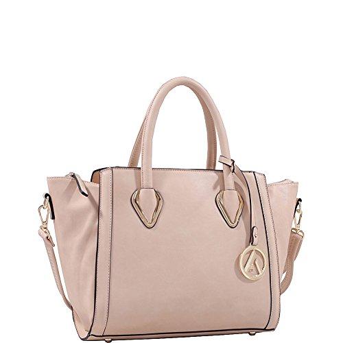 MKF Collection Cadence Handbag (Light Tan)