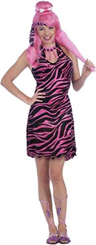 Wig Prehistoric Princess (Prehistoric Princess Pink Wig)