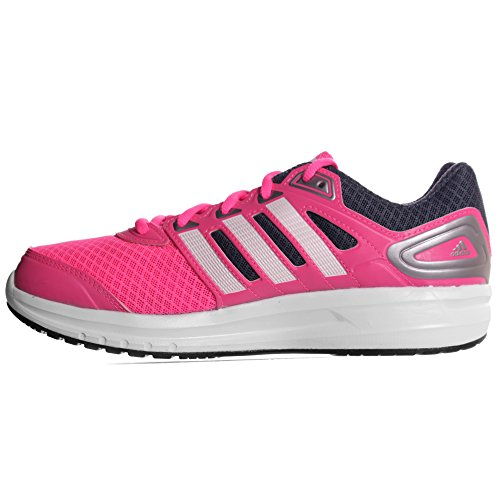 adidas Dunkellila 6 Schuhe Running Kinder Sneaker, rosa