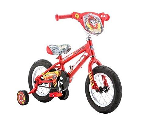 "12"" Huffy Disney Planes Bike with Training Wheels"