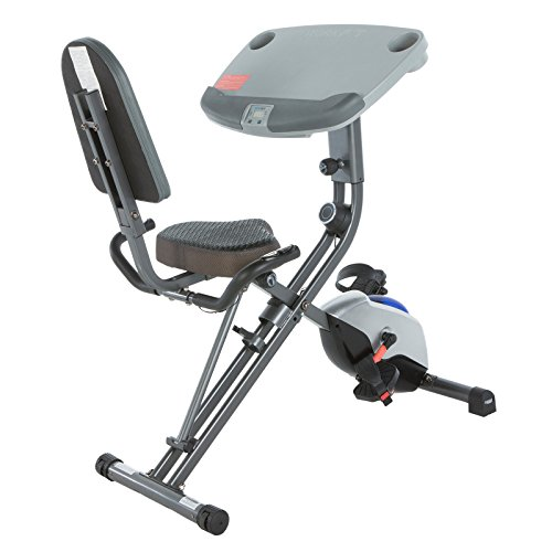 Proform 350 Spx Exercise Bike Pfex02914: Exerpeutic WORKFIT 1000 Desk Station Folding Semi