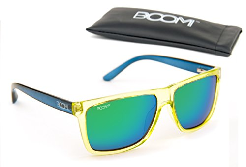 BOOM Surge Polarized Sunglasses - (Monster Sunglasses)