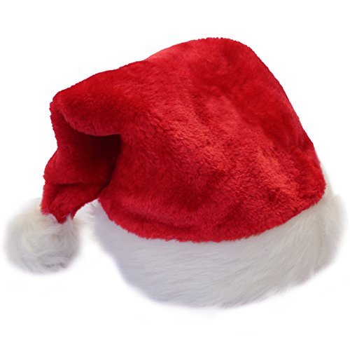 Funny Party Hats Santa Hat for Kid (Funny Santa Costumes)