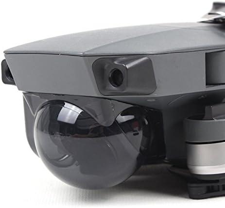 Flycoo Nacelle Cache Protection Cover pour DJI Mavic Pro Accessoires Caméra Protection Clair ND4 ND8 ND16 ND32 Capot de Filtre Neutre Densité (ND16)