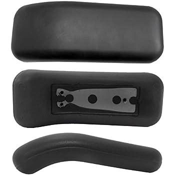 Amazon Com Chairpartsonline Replacement Armrest Arm Pad