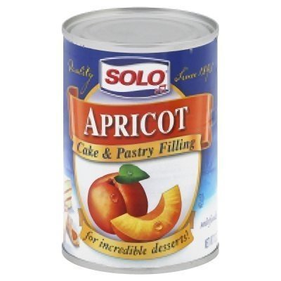 Solo Cake & Pastry Filling Apricot -- 12 (Apricot Cake Recipe)