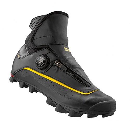Mavic Crossmax SL Pro Thermo Winter MTB Fahrrad Schuhe schwarz 2016: Größe: 43