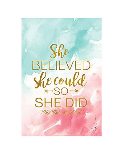 (Fresh Scents Scented Sachets - She Believed, Lot of 6)